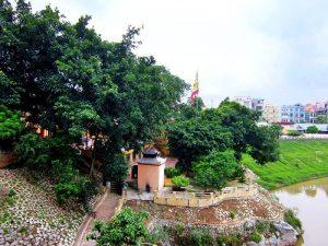 Bến đá Kỳ Cùng và đền Kỳ Cùng