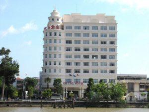 Khách sạn Việt Úc ở Bến Tre