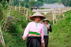 Lũng Vân là điểm lý tưởng để con người ta an hưởng tuổi già