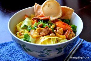 Mỳ Quảng Ngãi chan chứa tình quê và hương vị biển