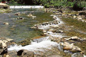 Suối nước nóng là nơi tuyệt vời cho những phút thư giãn