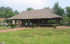 Đình Tân Trào ở ATK Định Hóa