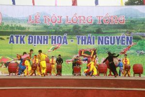 Lễ hội Lồng Tồng ở Định Hóa