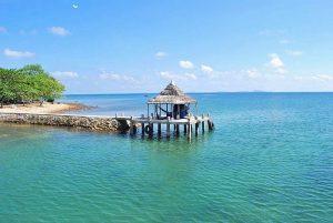 Thưởng ngoạn cảnh đẹp biển đảo Bà Lụa