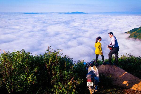 Phượt Tà Xùa-Bắc Yên ngắm mây