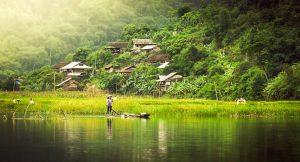 Bản Pác Ngòi -một trong những điểm du lịch cộng đồng nổi bật ở Ba Bể