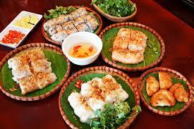 Bánh cuốn chả mực- món ngon đặc sản Quảng Ninh hấp dẫn du khách