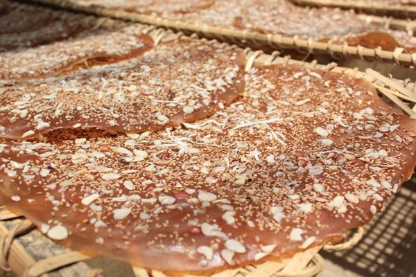 Bánh đa Thổ Hà thơm ngon hấp dẫn