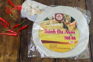 Bánh đa nem làng Thổ Hà nổi tiếng trong và ngoài nước