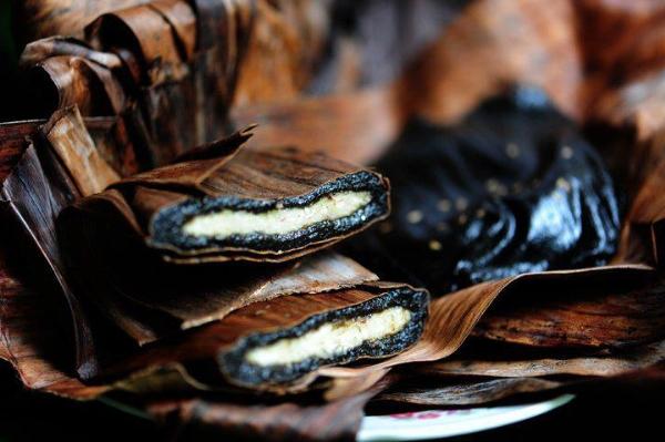 Bánh gai đặc sản huyện Chiêm Hóa