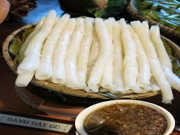 Hấp dẫn bánh Gật gù ở Quảng Ninh