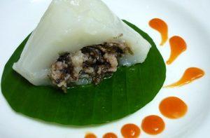 Bánh giò món ngon đặc sản Thái Bình
