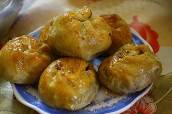 Bánh xíu báo gần giống bánh Pía Sóc Trăng nhưng ăn ngon, thơm vô cùng,chủ yếu ăn khi còn nóng