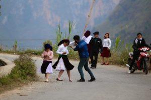 Một cảnh ắt vợ ở Sơn La