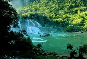 Hùng vĩ vườn quốc gia Bến En