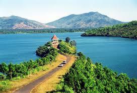 Biển Hồ được hình thành trên miệng núi lửa đã tắt