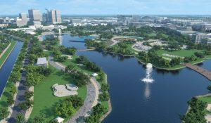 Bình Dương- thành phố năng động, hiện đại
