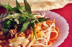 Bò hít Quảng Ngãi chính là món gỏi đi đủ trong miền nam