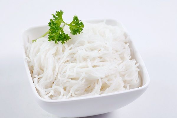 Bún làng Tiền là nguyên liệu không thể thiểu trong các món ăn như bún rêu cua, bún chả