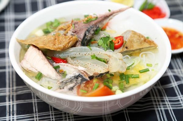 Bún sứa Khánh Hòa