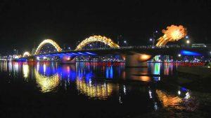 Cầu rông, biểu tượng cho khát vọng vươn lên của thành phố Đà Nẵng