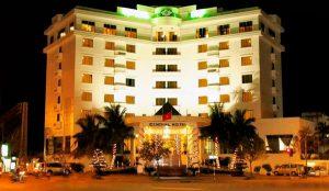 Khách sạn Central Quảng Ngãi được đánh giá tốt về dịch vụ và chất lượng