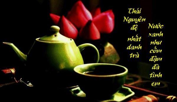 Thưởng thức chè trà Tân Cương là cả một nghệ thuật