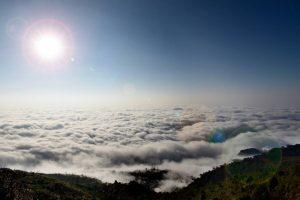 Biểm mây ở Chiêu Lâu Thị