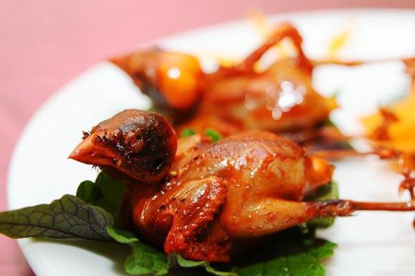 Mùa nào chim nấy, đến Bắc Ninh,du khách sẽ được thưởng thức nhiều món chim khác nhau