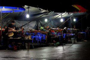 Một góc chợ đêm Sa pa