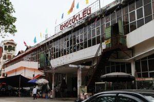 Chợ Cốc Liêu-Lào Cai
