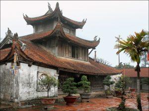 Chùa Bút Tháp Bắc Ninh là một trong những ngôi chùa cổ kính
