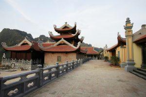 Lan can làm bằng đá sản xuất tại Ninh Bình