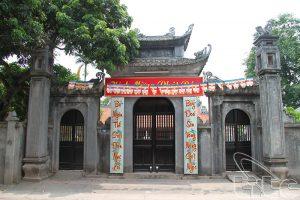 Ngôi chùa Hiến cổ kính