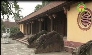 Chùa Hương Lãng ở Hưng Yên