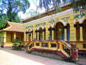 Ngôi chùa Nam Nhã cổ kính ở Cần Thơ