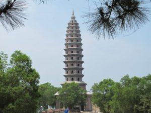 Chùa Phật Tích ở Bắc Ninh