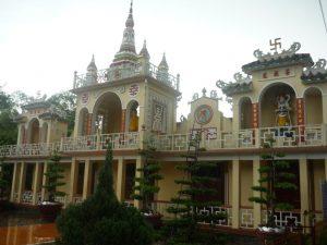 Khám phá chùa Tiên Châu khi du lịch Vĩnh Long