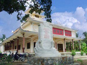 Ngôi chùa Tuyên Linh
