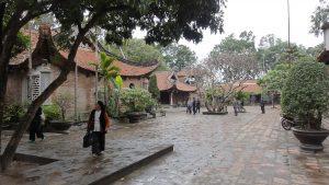Khung cảnh chùa Vĩnh Nghiêm