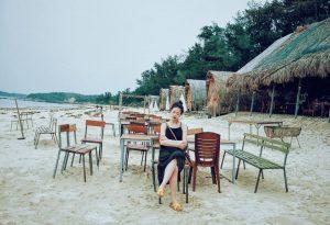 Cảnh đẹp lãng mạn trên đảo Cô Tô