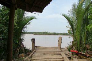 Thưởng ngoạn cảnh đẹp ở Cồn Tiên