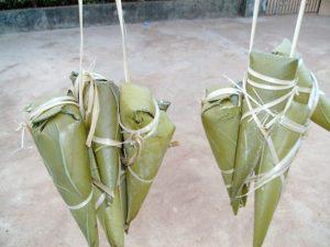Bánh Coóc Mò đặc sản huyện Võ Nhai