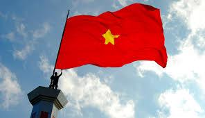 Là cờ đỏ, niềm tự hòa cảu cả dân tộc