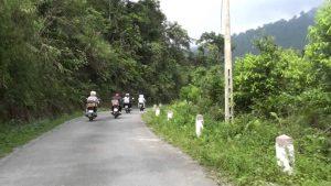 Phượt Đà Bắc bằng xe máy