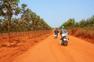 Phượt Đăk Lăk bằng xe máy