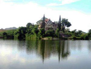 Ao Châu là điểm du lịch Phú Thọ được nhiều du khách khám phá