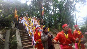 Lễ hội diễn ra vào ngày 14, 15 tháng giêng hằng năm