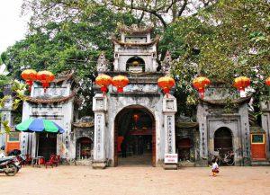 Đền Trần- điểm du lịch Hưng Yên được nhiều du khách ghé thăm