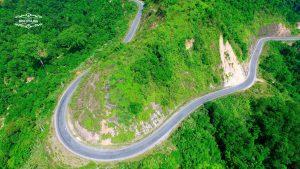 Quanh co đèo Gà đến huyện Chiêm Hóa